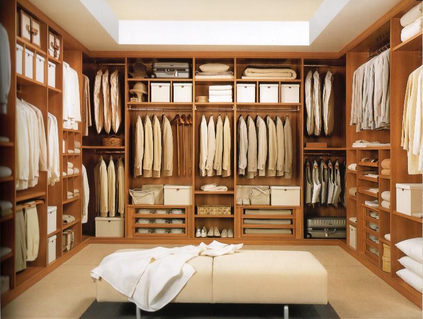 Come realizzare una cabina armadio in poco spazio blog for Cabine armadio componibili ikea