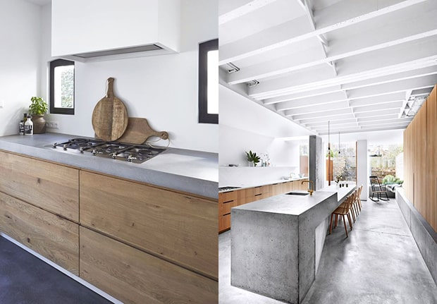 cucina-cemento | Blog Arredamento