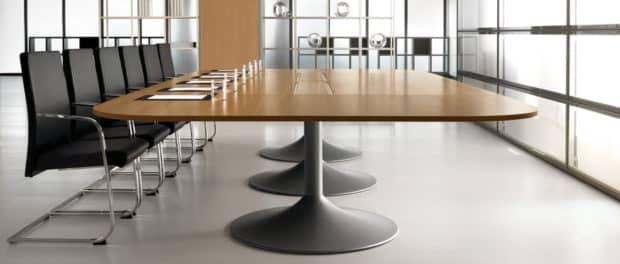 Tavoli riunione: panoramica di soluzioni di design | Blog Arredamento