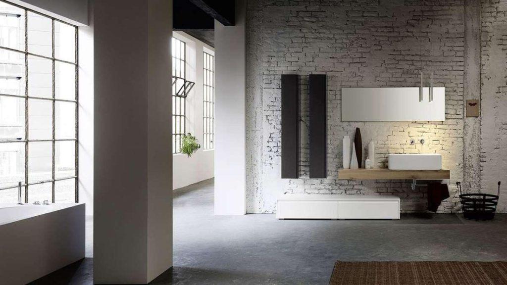 Arredare il bagno in modo alternativo industrial e feng shui for Arredamento alternativo