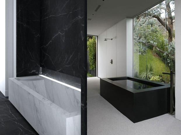 Vasca Da Bagno Marmo : Vasche da bagno in marmo effetto u cwowu d garantito arredamento