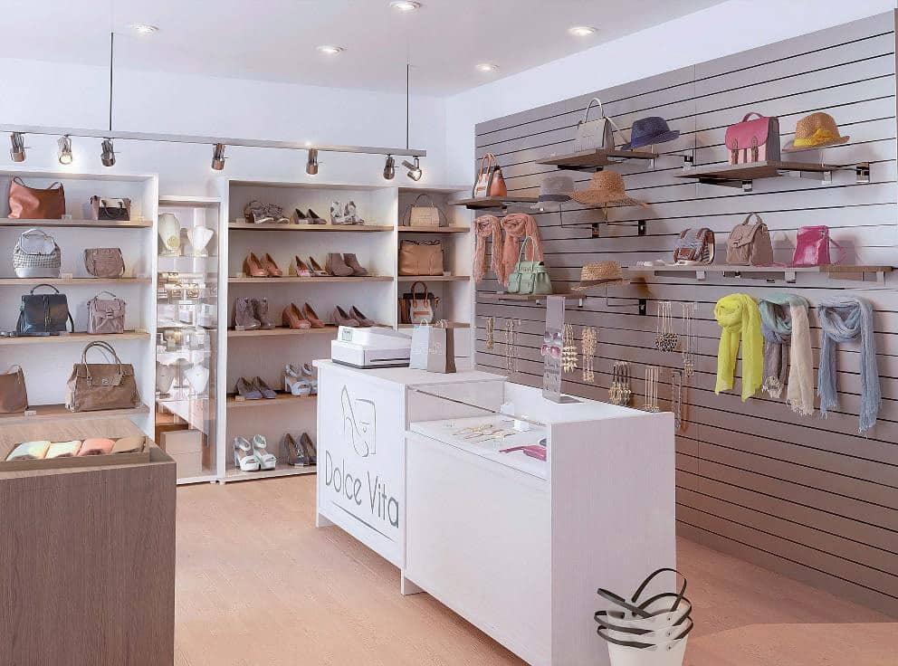 Arrendamento per negozi a portata di click for Arredi per negozi abbigliamento
