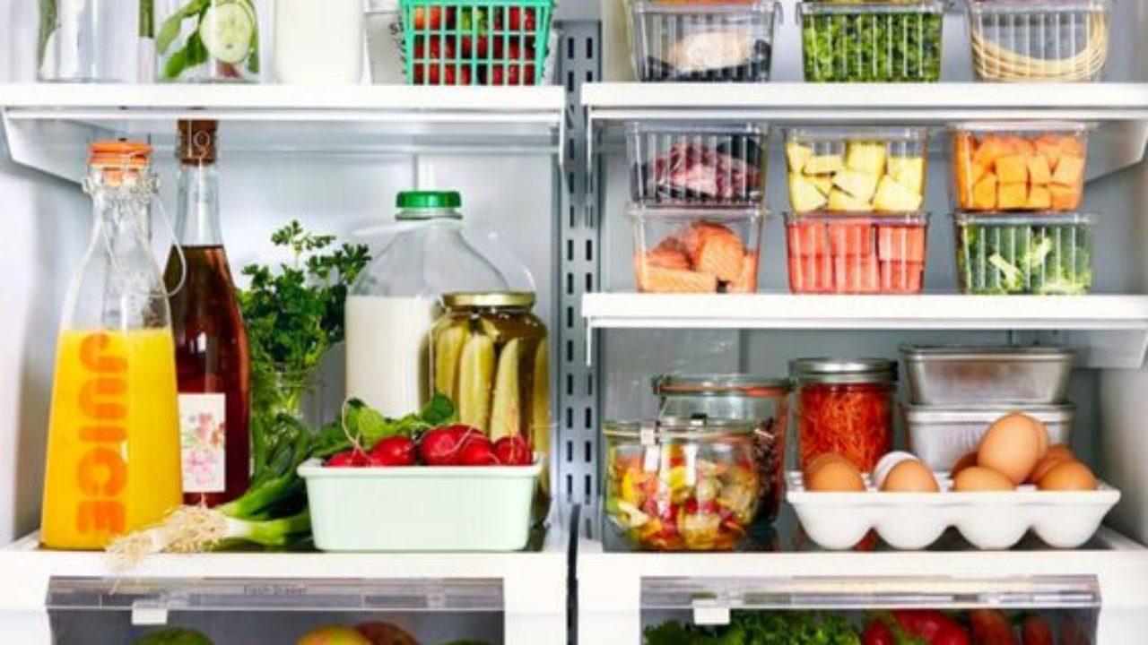 Contenitori Per Organizzare Frigo come organizzare il frigo   blog arredamento