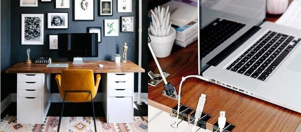 organizzare-ufficio-in-casa