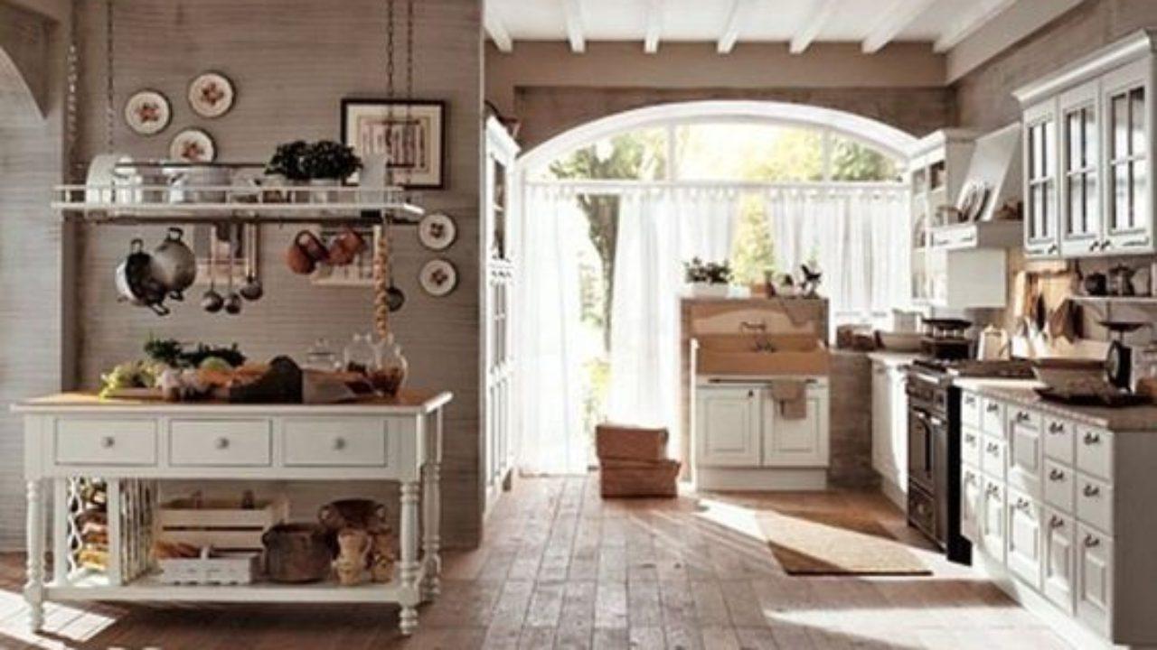 Come arredare la cucina in stile provenzale - Blog Arredamento